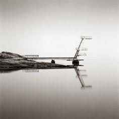 nickelsonwooster:  Platforms. weandthecolor:  Divingtower Study II by Marius Rustad