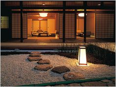 """Do you need to relax? There are many nice places in Japan. This is a style of Japanese hotel, called """"ryokan"""". You can enjoy with hot spring, gorgeous dishes, good services and so on. Japanese Modern, Japanese Interior, Japanese House, Japanese Design, Japanese Culture, Japanese Style, Japanese Mansion, Traditional Japanese, Japanese Architecture"""