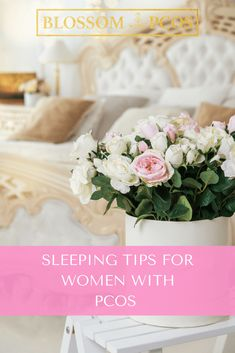 Sleeping tips and strategies for women with PCOS! Vegan Lifestyle, Lifestyle Blog, Adrenal Fatigue, Hormone Balancing, Smoothie Bowl, Pcos, Blogging, Sleep, Women
