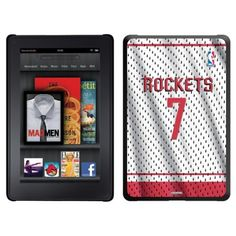 Jeremy Lin - Home Jersey Front design on a Black Thinshield Case for Amazon Kindle Fire by Coveroo. $39.95. This hard shell polycarbonate case offers a slim fit form factor, while covering the back and sides of your Kindle Fire