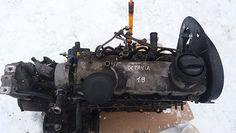 Двигун Skoda Octavia 1.9 2003