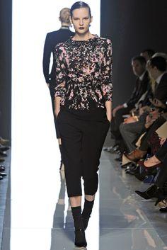 Bottega Veneta Fall 2012 Ready-to-Wear Fashion Show - Sara Blomqvist