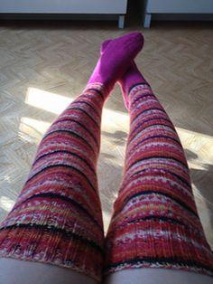 Pattern in Finnish. Leg Warmers, Free Pattern, Sewing Patterns Free