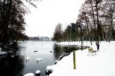 Genk under the snow. City Lights, River, Outdoor, Outdoors, Rivers, Outdoor Games