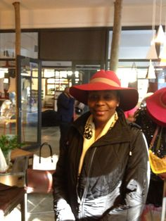 Cape Town winter hats