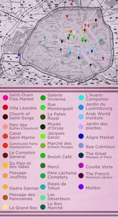The Ultimate Parisian Guide To Paris