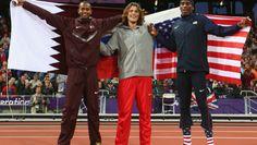 Ivan Ukhov of Russia wins Olympic high jump, Erik Kynard of U.S. takes silver