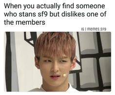 Memes // SF9