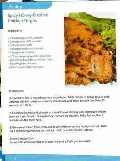 Banting Diet, Banting Recipes, Diet Recipes, Chicken Recipes, Cooking Recipes, Healthy Meals, Easy Meals, Healthy Eating