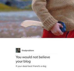 #Sherlock #Funny #Tumblr