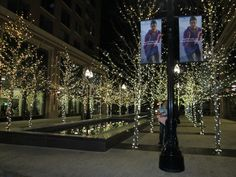 Christmas in downtown Salt Lake City is one of the very best displays in America.  A must see for holiday colors, lights and music.