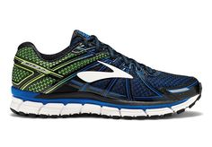 134aadf6382 The Brooks Mens Adrenaline GTS 17 running shoes are fit for those who  require a shoe