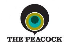 The Peacock . Logoed