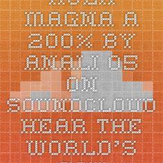 Aula Magna A 200% by anali-05 on SoundCloud - Hear the world's sounds