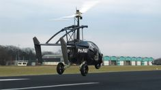 Helicopter & Flying-Car, Plane that you can drive on the road.