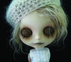 blythe - Wisp in a dream by Pinks Kids Wont Let Her Sleep, via Flickr
