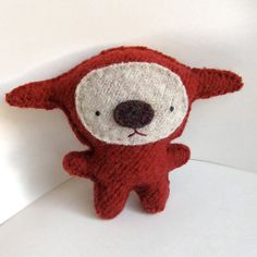 Recycled Wool Plush Toy