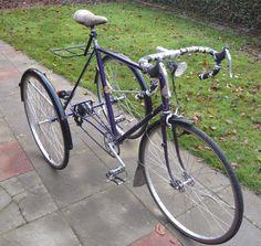Noomad LOLA tribike   Bicicleta   Bicycle, Cargo bike ...