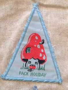 Brownie Pack Holiday Australia early 80s