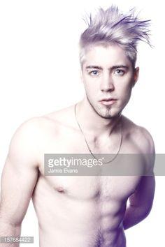 dyed grey hair men - Google Search