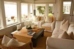 Living Room Beach Theme