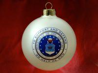 Air force ornament $12.74