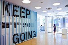 FitNation is an exhibition at the Center for Architecture in New York. The graphics for this exhibition were created by Luke Hayman from Pentagram and team, in collaboration with Abruzzo Bodziak Architects. They illustrate different ways on how to help people stay fit.