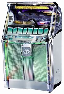 Wurlitzer Classic 2000 CD Jukebox