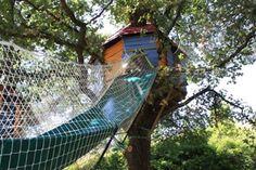 WOW-Park - In- en bovenin bomen spelen, brood roosteren, spelen, super!