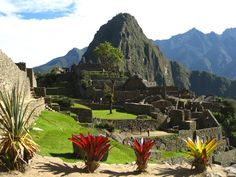Machu Picchu Peru - Amazing Places #travel #urlaub #amazingplaces #peru #machupicchu