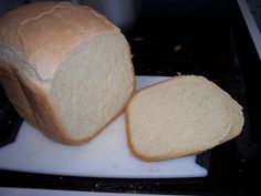 basic bread machine recipe 2lb