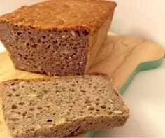 Jemy Oczami: Chleb gryczany z ziarnami
