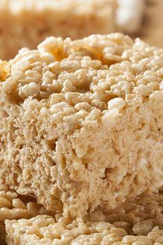 Marshmallow Crispy Treats (Weight Watchers)