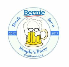 Draft Bernie campaign has officially kicked off.