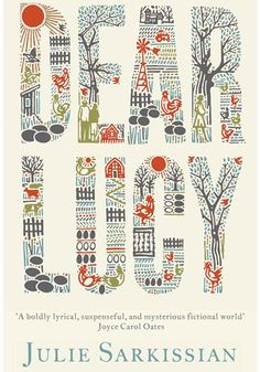 So obsessed with the UK cover of Dear Lucy by Julie Sarkissian, a lyrical and lovely book.