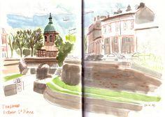 Toulouse écluse St Pierre  (via Flickr)