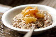 ChilliBite.pl - motywuje do gotowania!: Owsianka z gruszkami w winie Eggs, Breakfast, Food, Morning Coffee, Essen, Egg, Meals, Yemek, Egg As Food