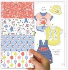 Future Perfekt Babywear Trend Book S/S 2016