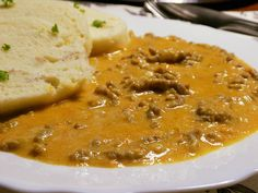 Czech Recipes, Ethnic Recipes, Cheeseburger Chowder, Thai Red Curry, Soup, Foodies, Food And Drinks, Soups