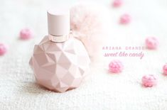 Ariana Grande Perfume, Sweet Like Candy, Viva Glam, My Princess, Bath And Body, Perfume Bottles, Fragrance, Girly, Cat Ears