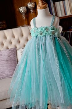 Elsa Dress Frozen Elsa Tutu Dress Frozen Elsa by baileysblossoms