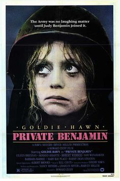 1980s movies | Private Benjamin movie posters at movie poster warehouse movieposter ...