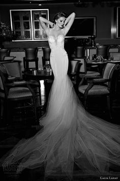 galia lahav 2015 tales of jazz age 2 tiffany sheath wedding dress dotted tulle embellished straps sweetheart neckline