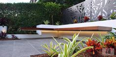Landscape Design Brisbane: Featured Design Projects Red Hill II Outdoor Sofa, Outdoor Furniture, Outdoor Decor, Project Red, Brisbane, Sun Lounger, Design Projects, Landscape Design, House Ideas