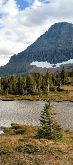Mount Logan, Glacier National Park, Montana | visitglacierpark.com