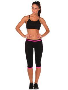 Bounce Activewear Step Up 3/4 Length Pants from City Beach Australia