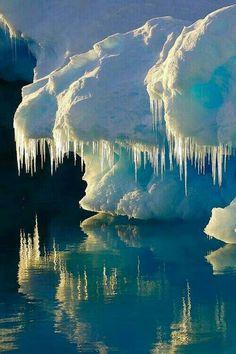 Los dientes del hielo ❄