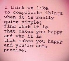 #it'scomplicated