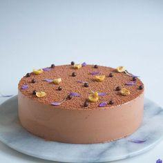 Slik, Fancy Cakes, Food Art, Mousse, Tapas, Cravings, Drinking, Sweet Treats, Cheesecake