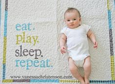 Baby Life Quilt